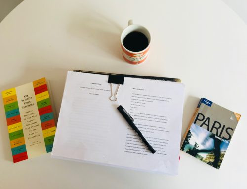Memoir Masterclass #2: Your memoir submission checklist