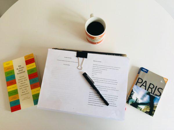 Paris Memoir Draft