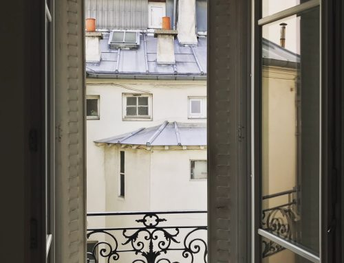 French cheese, broken suitcases, and a perfect Paris apartment