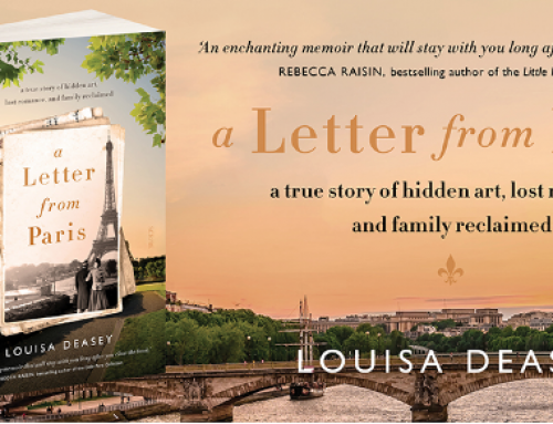 From the author: Louisa Deasey