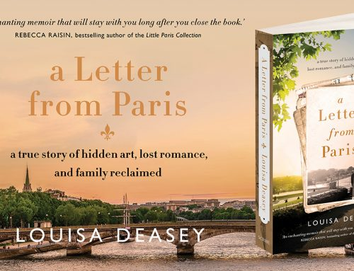Joanna Murray-Smith on A Letter From Paris
