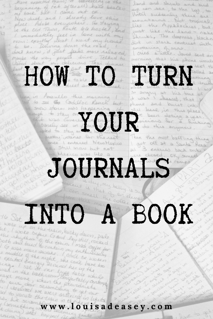 keeping a daily journal is the first step in writing a memoir