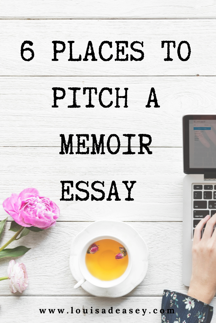 getting an essay published is a great way to build clips for your proposal
