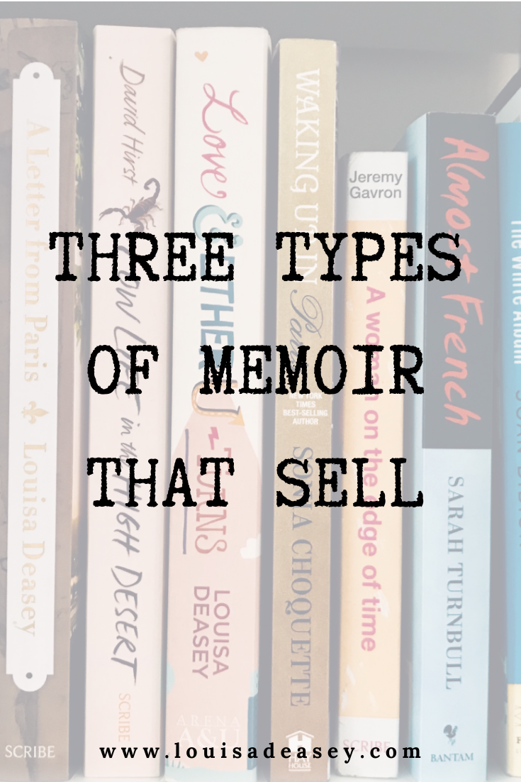 These three story archetypes can be found in bestselling memoirs