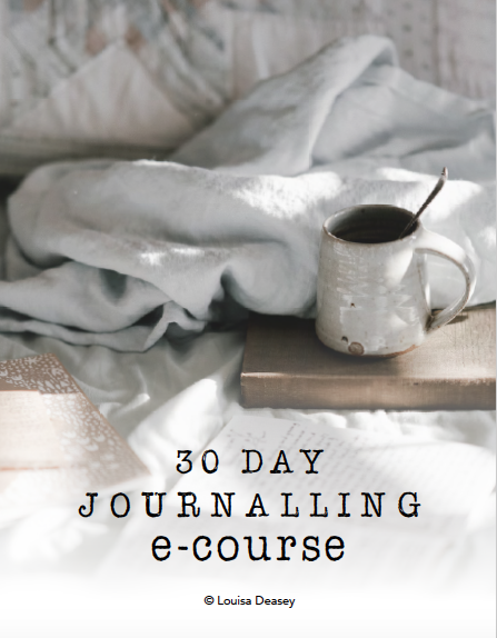 Journalling ecourse cover
