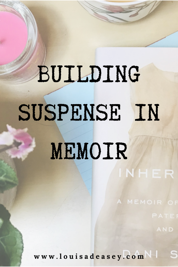 Inheritance is a great example of character-driven memoir with suspense